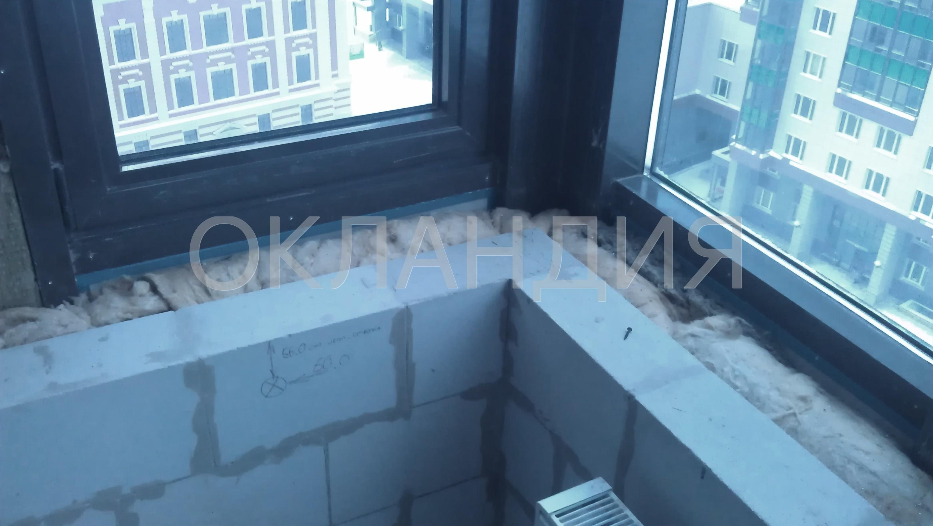 Замена холодного остекления балконов на теплое ленспецсму ст.