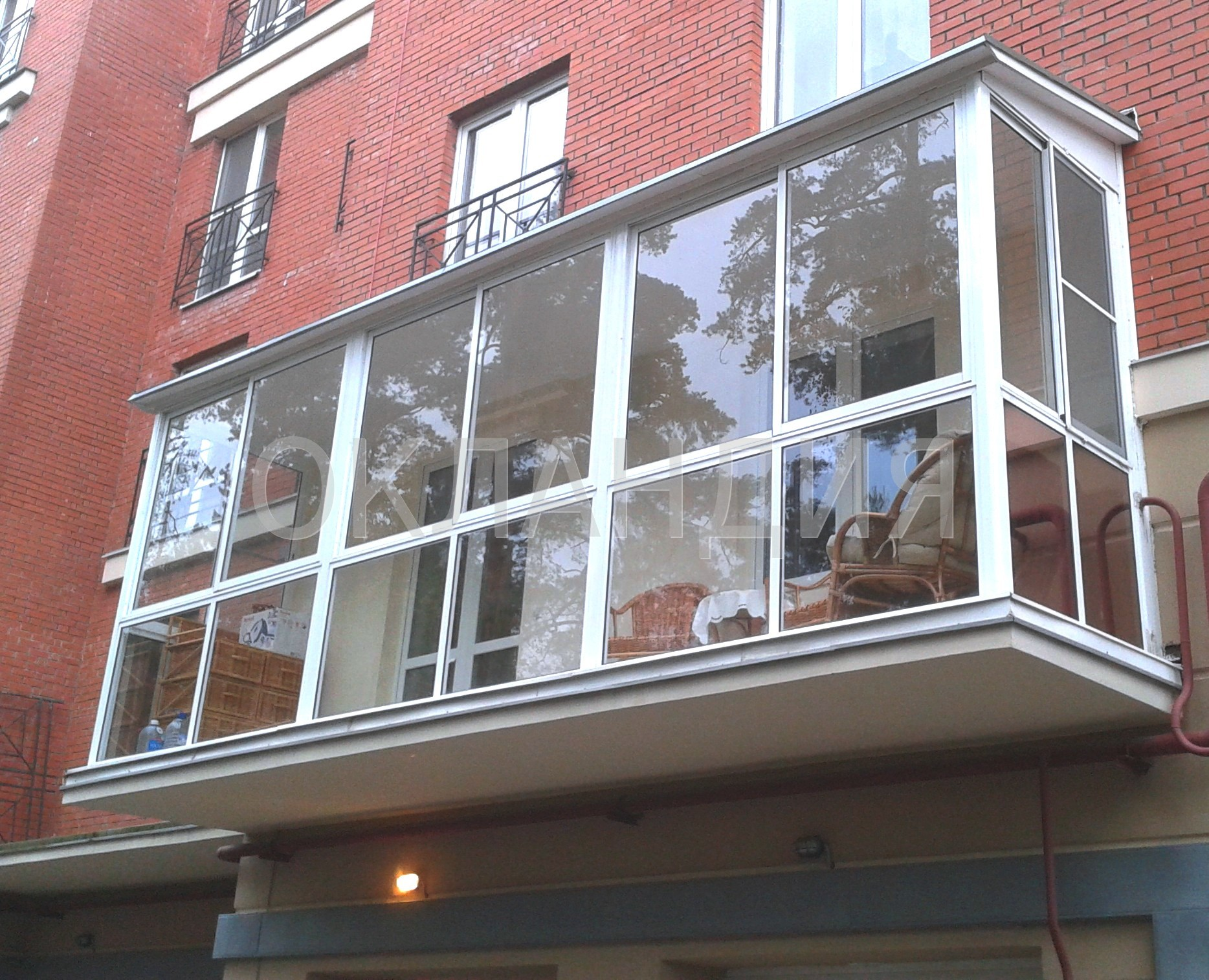 Остекление балконов и лоджий екатеринбург цены, застеклить п.