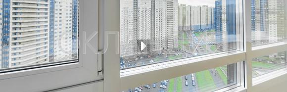 23.Утепление фасадного балкона АВАНГАРД в ЖК Северная Долина, монтаж пола и покраска стен