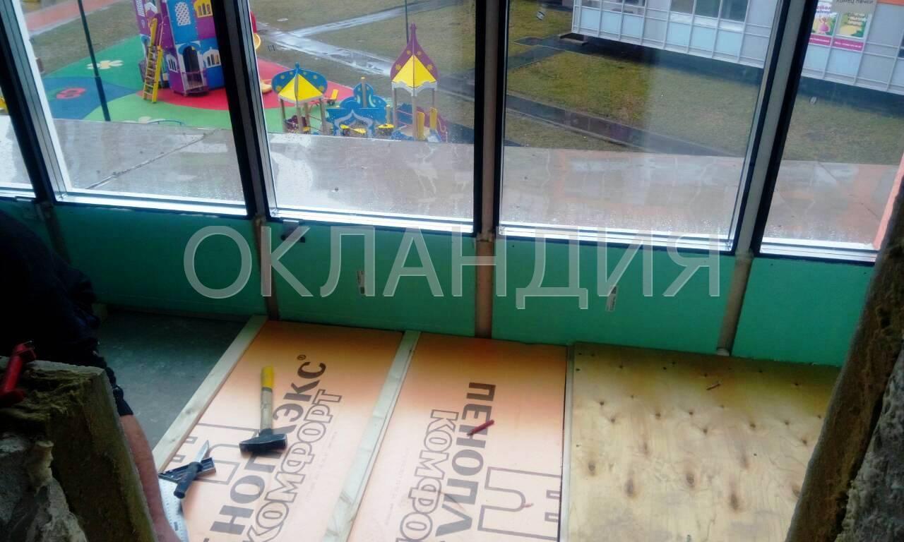 Жк лондон (жк 7 столиц) - остекление фасадов, замена холодно.