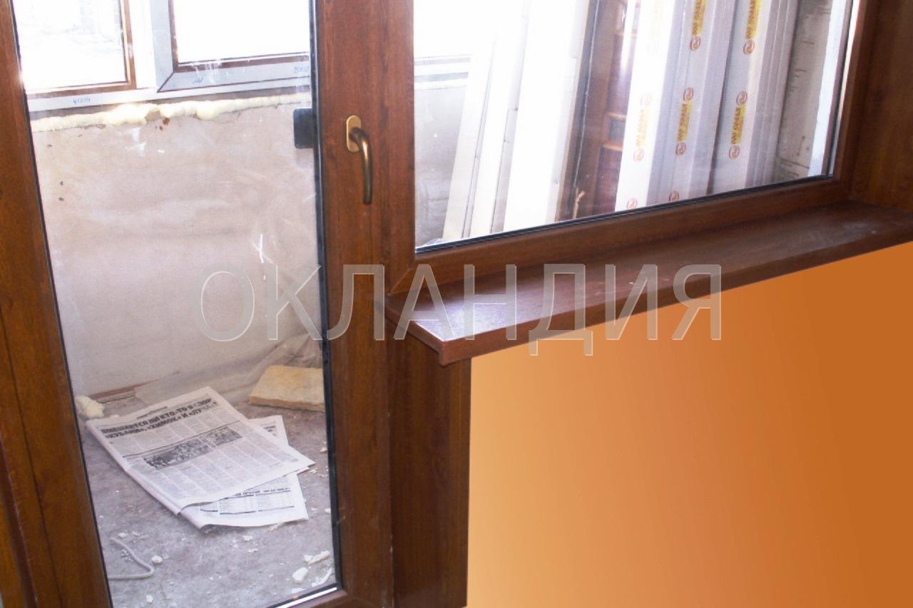 Остекление балконов и лоджий в спб - профиль rehau blitz.