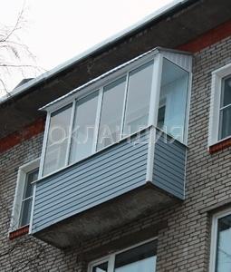 Крыша на балкон - цена установки козырька над балконом лоджи.