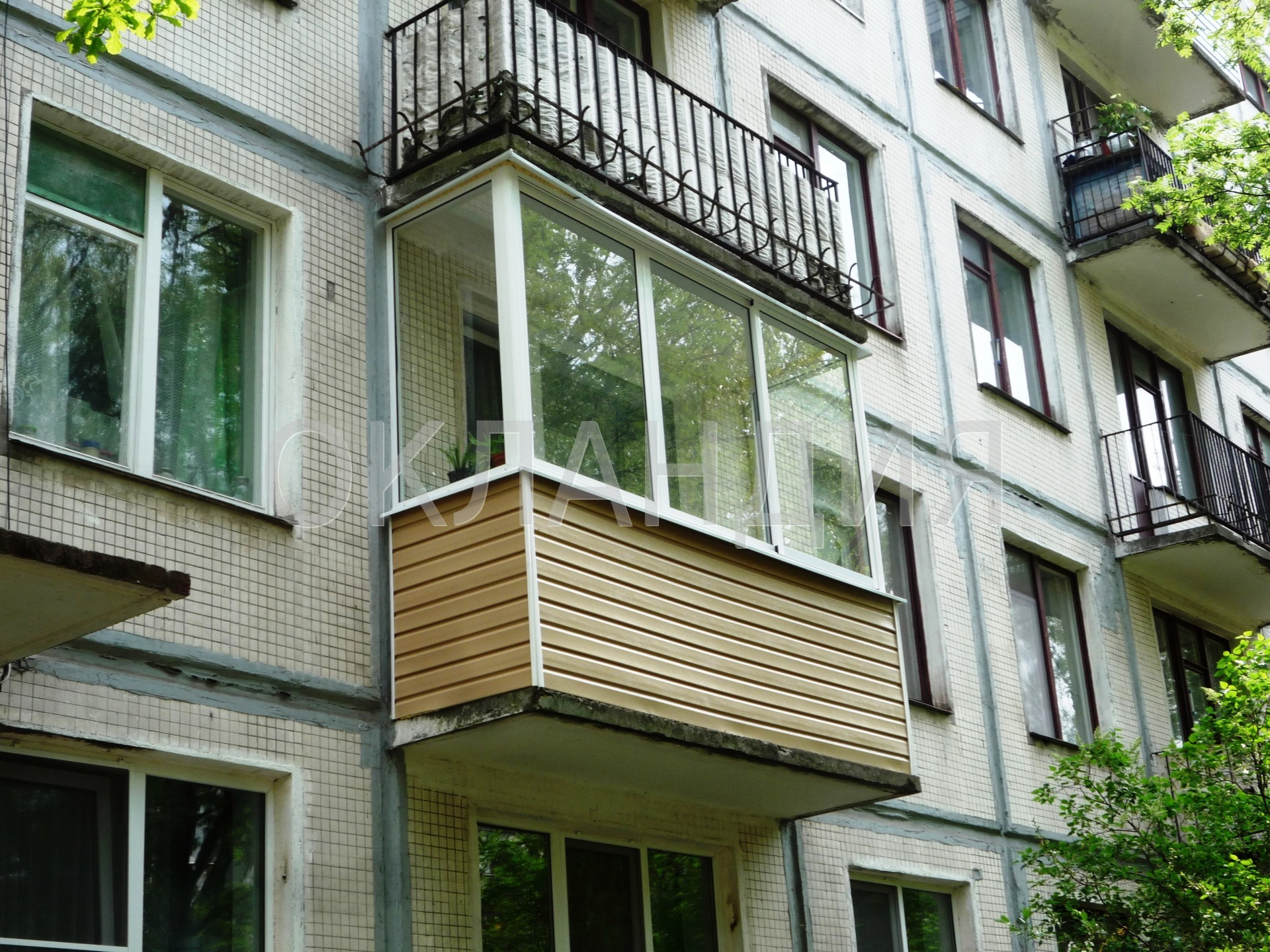 Ютуб остекление балконов.