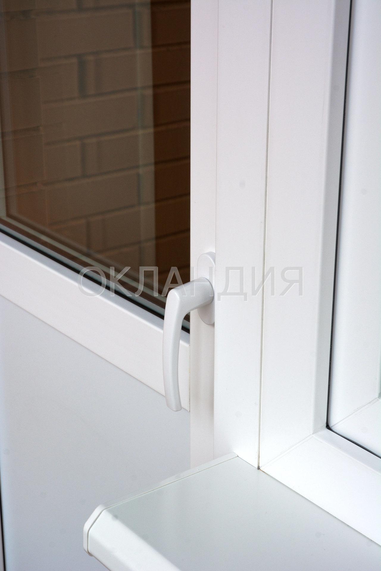 Фотогалерея наших работ по установке окон и дверей пвх, окла.
