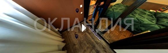 03.Раздвижная балконная дверь и замена холодного остекления ТатПроф в ЖК Юнион (Шушары)