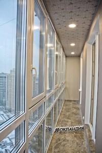 монтаж деревянного пола на балконе