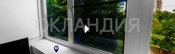 утепление балкона 3д
